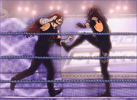 Undertaker VS Soerensen by AliceSacco