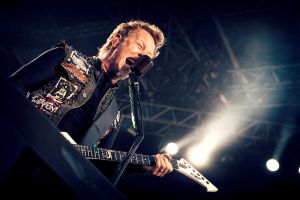 James Hetfield by Juzma