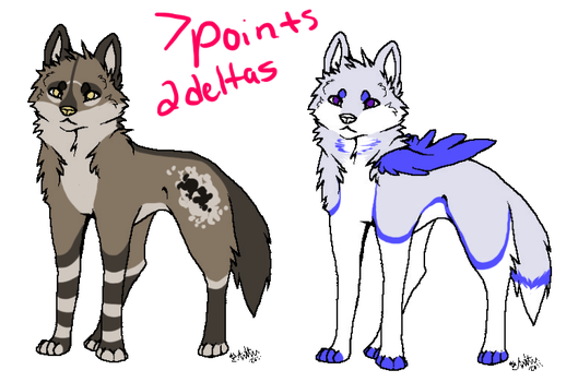 Adoptables 2 by RumBumBum