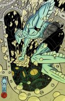 EVOLUTION OF ABE SAPIEN with Andrew by BrandNewNostalgia