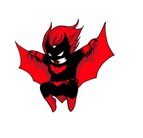 Lil Batwoman (Coloured) by b-dangerous