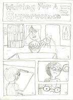 Waiting For A Superwoman 1 by RedJoey1992