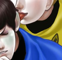 Star trek-Lick a Vulcan ear by dosruby
