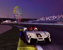 Audi R15 TDI by Speedoholic