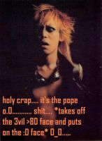 holy crap, it's kyo by Lover-From-Hell