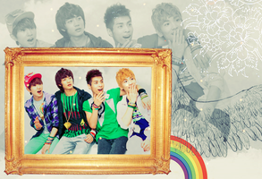 Oh My God. SHINee by magicsailor