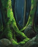 Yakushima Forest by WeijiC