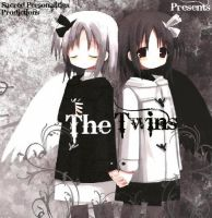 The Twins CD cover 3 by ShugoCharaJunkie