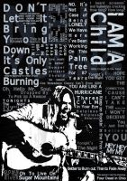 Lyrics of Neil Young by giantboydetective