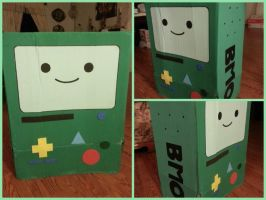 BMO (Cosplay!) by XWorld-DOMInationX