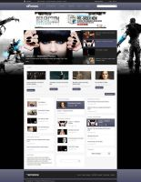The Network WordPress Magazine by PremiumThemes
