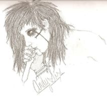 Andy Biersack by chaoticcamisado