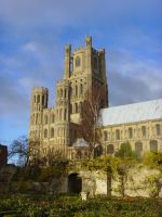 Ely Cathedral - November 2009 by Jakari