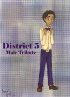 District 5 Male Tribute by MissySerendipity