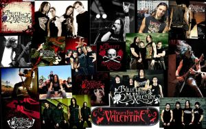Bullet For My Valentine by XbluetoasterofdeathX