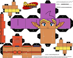 Shantae Cubeecraft Part 1 by Mariorocks655