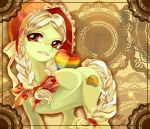 Granny Smith When she was a beauty by SoukiTsubasa