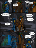 Hunters and Hunted Ch 4 Pg 21 by Saronicle