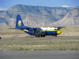Fat Albert Takeoff Roll by Qphacs