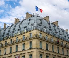 Hotel Regina - Paris by TristanStam