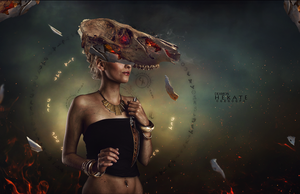 Hekate by Gedogfx