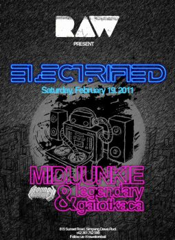 electrified by saylow
