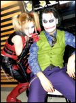 Harley and The Joker by LeanAndJess