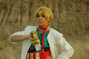 Magi: Alibaba Saluja by Lulu-Heartnet