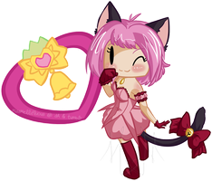 Inspirations: Tokyo Mew Mew by MissMellifluous