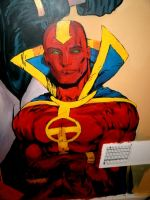 Wall Mural Red Tornado by morgoththeone