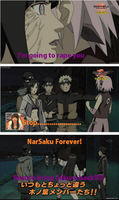 NaruSaku Forever by wow1076
