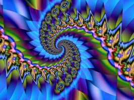 Dizzy Peacock by Thelma1
