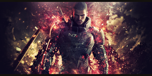 Mass Effect by EthicaDesigns