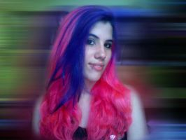 My New Hair by kirarachan
