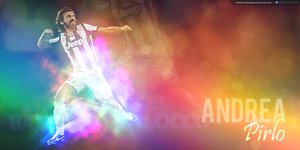 Andrea PIRLO Juventus wallpaper by RafaelVicenteDesigns