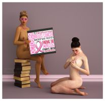 Breast Cancer Awareness by SubVirgin