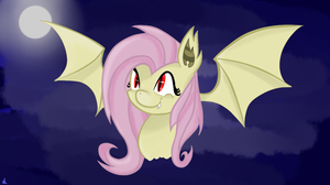Night Shine of the Bat by Ilovepones