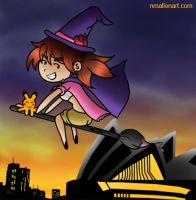 APH: Wicked Witch of Wy by TerribleToadQueen