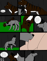 wolf tracks page 91 by alicesapphriehail