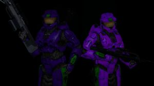 The Twins by DooMGuy117