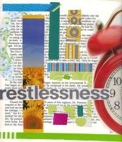 restlessness by anavrinpapercuts