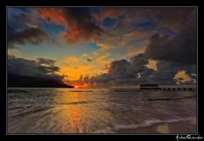 Hanalei Dreamin by AndrewShoemaker