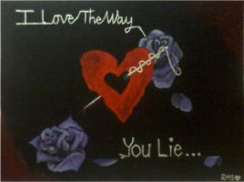 I Love The Way You Lie II by my-bloody-death