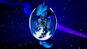 Mare on the moon by koni126