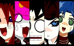 Anger DA group by TheDeathGirl