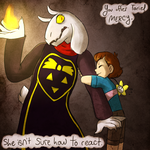 UT: Welcome to Underfell (Request) by DrGaster