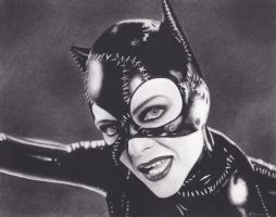 Catwoman by xabigal-eyesx
