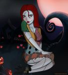 Nightmare Before Christmas Sally complete by MaikeruUrashima