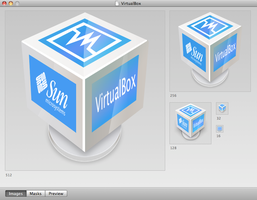 VirtualBox Icon by 2600rat