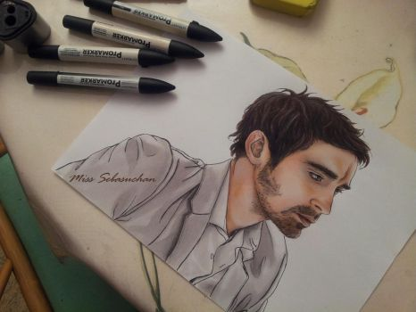 Lee Pace - the Original by MissSebasuchan